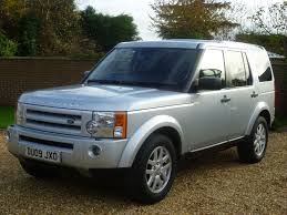 land rover silver used silver land rover discovery for sale south yorkshire