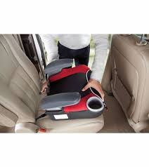 booster seat graco affix backless booster car seat with latch system