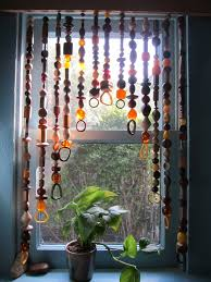 Beaded Window Curtains Diy Beaded Curtains 100 Images Unique Bedroom Ideas With Diy