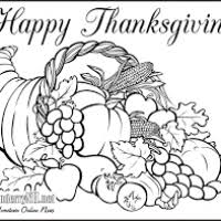 unique thanksgiving coloring pages divascuisine com