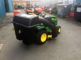 john deere 145 automatic lawn tractor