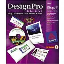 avery design pro 5 free softwares designpro deluxe 5