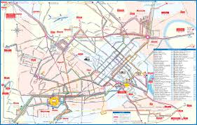 Saigon On World Map by Ho Chi Minh City Map World Map Pinterest Ho Chi Bus Map And