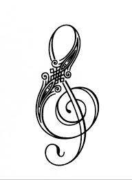 treble clef art free download clip art free clip art on