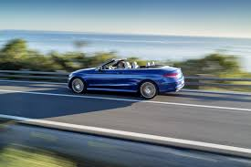 mercedes convertible new 2017 mercedes benz c class convertible for that s class flair