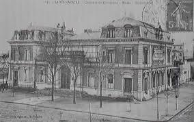 chambre de commerce de nazaire historique de la médiathèque médiathèque de nazaire