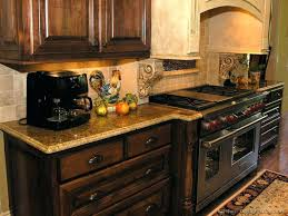 stained cabinet with painted doors staining kitchen cabinets pertaining to darker remodel 18
