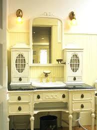 Traditional Bathroom Vanity Units by Vanities Built In Vanity Cabinets Built In Makeup Vanity In