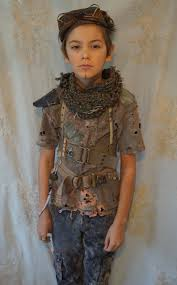 Apocalypse Halloween Costume Apocalypse Kid Created Fable Dresses Etsy Children