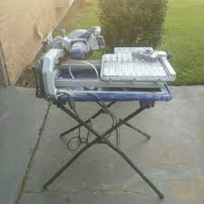 sliding table tile saw kobalt 7 wet dry sliding table tile saw model kws s7 06 tools