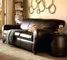 Pottery Barn Leather Couches Pottery Barn Leather Sofa Craigslist Sale Bedroom Furniture Ed