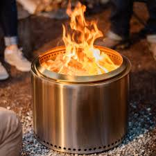 Burning Pit Of Fire - solo stove bonfire stainless steel wood burning fire pit u0026 reviews