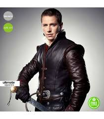 prince charming once upon a time prince charming david nolan jacket