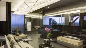 Modern Bathrooms South Africa - sculptural modern home in johannesburg south africa