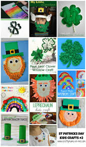 st patricks day roundup crafts recipes decor and more