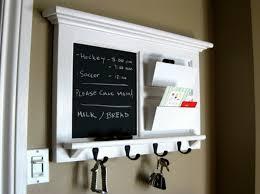 wandtafel küche wandgestaltung wandtafel pinwand wohnideen ornungssystem