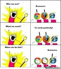 Who Are We Browsers Meme - browsers memes best collection of funny browsers pictures
