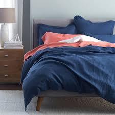 Wash Duvet Cover Comfort Wash Solid Linen Duvet Cover U2013 Goodglance