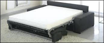 canapé convertible couchage permanent design d intérieur canape lit couchage permanent canapac quotidien