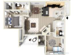bradford floor plan 2 bed 2 bath apartment in austin tx madison at stone creek