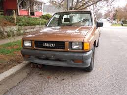 curbside classic 1988 isuzu pickup u2013 no soup for you