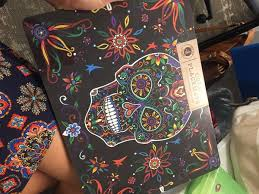 sugar skull halloween placemats home u0026 garden in miami fl offerup