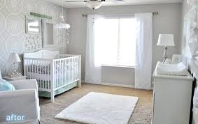 White Nursery Decor Beautiful Baby Nursery Design Joze Co