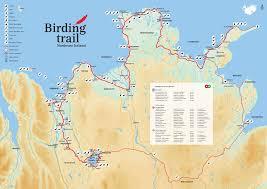Perl Map Birding Iceland Interactive Birding Iceland Map Including