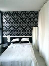 chambre deco baroque deco noir et blanc chambre la chambre parentale petit espace