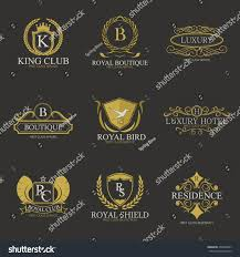 luxury logo collectiondesign boutique hotelresortrestaurant