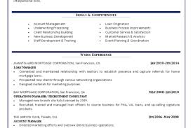 Mortgage Loan Processor Resume Sample by Loan Underwriter Resume