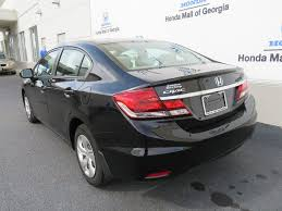 2014 used honda civic sedan 4dr manual lx at honda mall of georgia