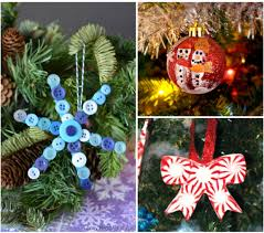 25 diy handmade christmas ornaments