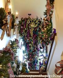 mardi gras tree decorations 23 themed christmas tree designs