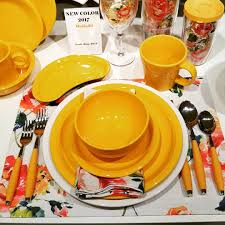 Color For 2017 Daffodil Is The Fiesta Dinnerware Color For 2017 Can U0027t Wait For
