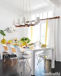 Decorating Dining Rooms Bright White Dining Room House Beautiful Pinterest Favorite Pins