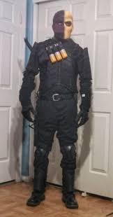 Deathstroke Costume Deathstroke U2014 Nerdist