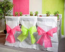 housses de chaises mariage housses de chaises le dé chic d un mariage decoration mariage