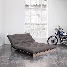 canapé futon canapé convertible au meilleur prix canapé bz style scandinave