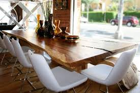 Acacia Wood Dining Table Www Roomservicestore The Eco Dining Table Made From Acacia