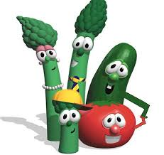 did veggie tales prove that you can teach to behave