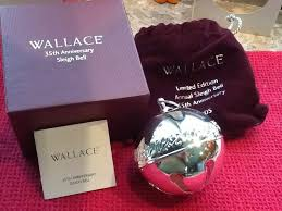 43 best wallace silver sleigh bells by the year images on