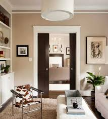 cozy living room warm beige and whites paint color taupe wall