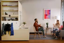 ori furniture cost ori robotic furniture transforms studio apartments into so much