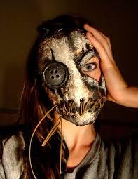 cool masks masks for a fear terrifying look hum ideas