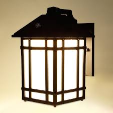 Outdoor Wall Mount Lighting Fixtures Led Outdoor Wall Lantern With Dusk To Photocell 23w 130w