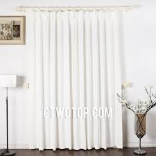 special blackout toile white innocent beautiful shabby chic curtains