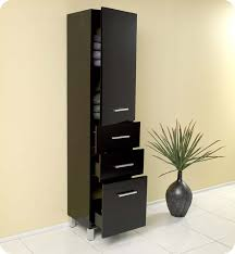 tall black linen cabinet tall linen cabinets for bathroom closet pinterest linen