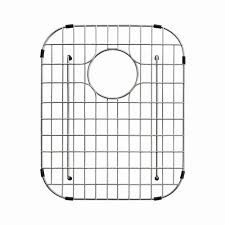 Rubbermaid Sink Mats White by Rubbermaid Small Sink Protector In Black Fg129506bla The Home Depot