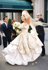vivienne westwood wedding dresses vivienne westwood wrote the note that comes with carrie s